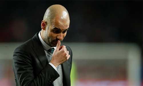 Guardiola: 'Toi chua he hua Man City se doat cu an ba' hinh anh 1