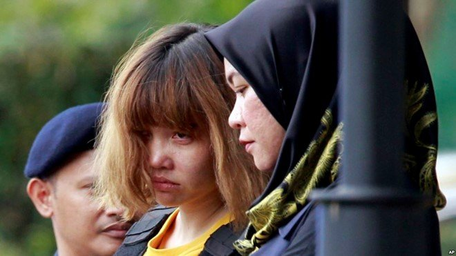 Bo Ngoai giao noi gi ve 2 luat su nguoi Malaysia cua Doan Thi Huong? hinh anh 2