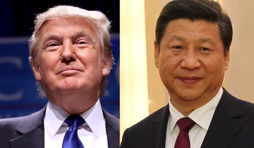 Chu tich Trung Quoc Tap Can Binh sap gap Tong thong My Donald Trump hinh anh 1