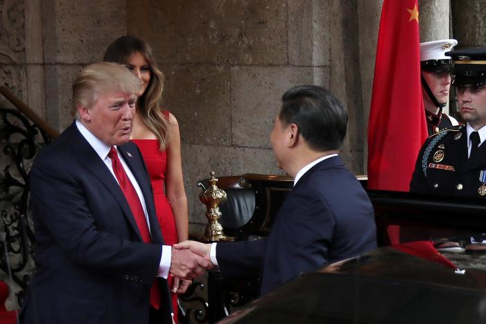 Donald Trump: 'My se co quan he rat tuyet voi voi Trung Quoc' hinh anh 1