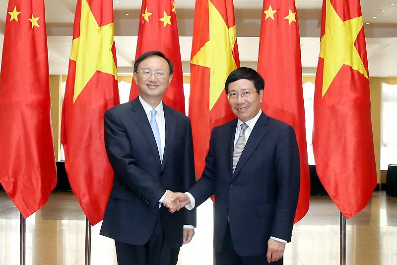 Viet - Trung ban bien phap thuc day quan he song phuong hinh anh 1