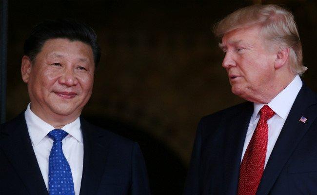 Ong Trump khen ngoi Trung Quoc no luc gay suc ep voi Trieu Tien hinh anh 1