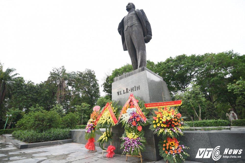 Hoi huu nghi Viet Nam - Lien bang Nga dat lang hoa ky niem 147 nam ngay sinh Lenin hinh anh 10