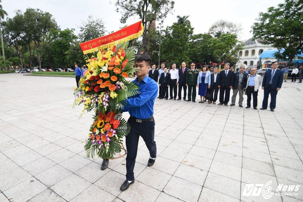 Hoi huu nghi Viet Nam - Lien bang Nga dat lang hoa ky niem 147 nam ngay sinh Lenin hinh anh 3