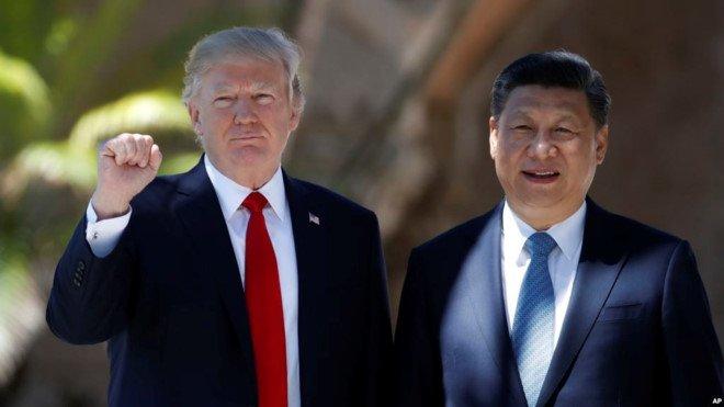 Tong thong Trump tham Trung Quoc cuoi nam nay hinh anh 1