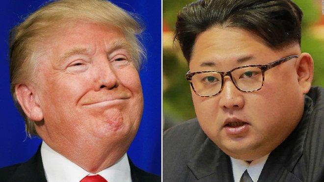 Ong Trump noi se la 'vinh du' neu gap ong Kim Jong-un hinh anh 1