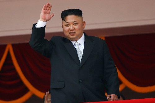 My noi Trieu Tien phong tien lua do ong Kim Jong-un 'hoang tuong' hinh anh 1