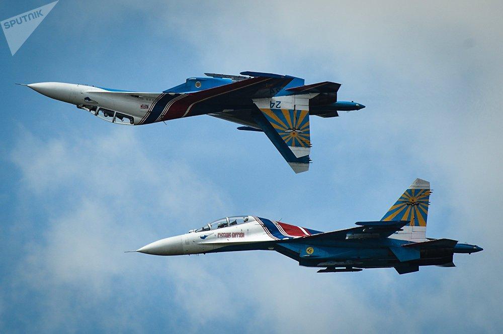 40 nam lich su cua 'Chua te bau troi' Su-27 hinh anh 4