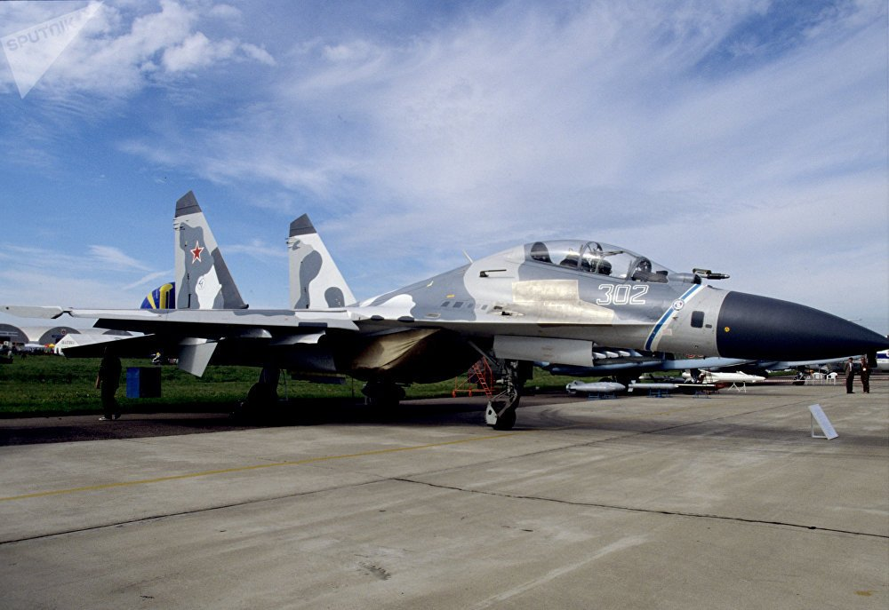 40 nam lich su cua 'Chua te bau troi' Su-27 hinh anh 9