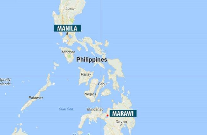 Philippines: Giao tranh IS du doi, dan giuong co trang hinh anh 3
