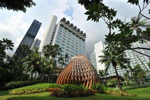 Dien dan an ninh Doi thoai Shangri-La hom nay khai mac tai Singapore hinh anh 1