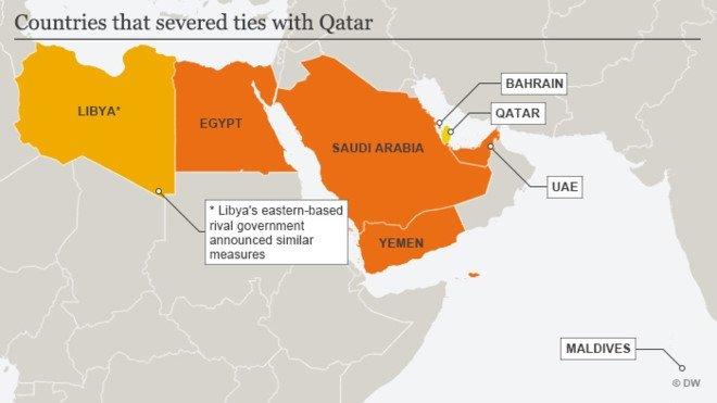 Bi nhieu nuoc cat quan he, dan Qatar lo tich tru luong thuc hinh anh 2