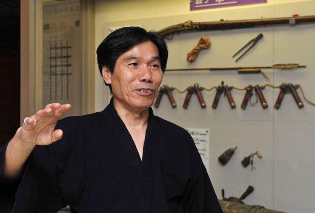Ninja cuoi cung cua Nhat co the doat mang o khoang cach 20 buoc chan trong nhay mat hinh anh 2