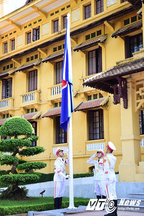Le thuong co ASEAN tai Ha Noi hinh anh 3