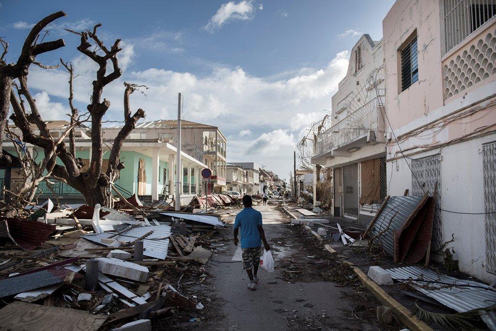 Vua bi Irma tan pha, Caribe lai gong minh don sieu bao moi hinh anh 2