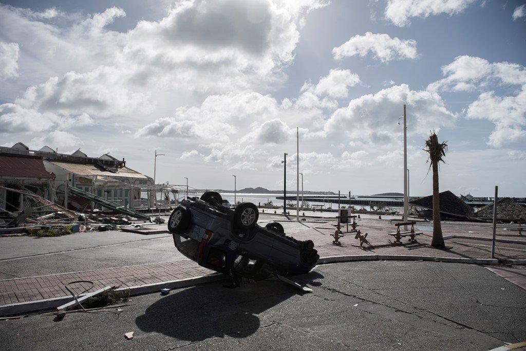 Vua bi Irma tan pha, Caribe lai gong minh don sieu bao moi hinh anh 3