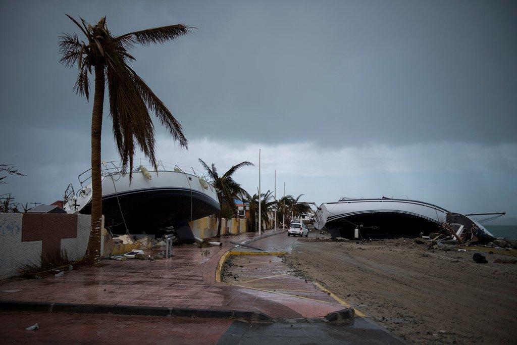 Vua bi Irma tan pha, Caribe lai gong minh don sieu bao moi hinh anh 9