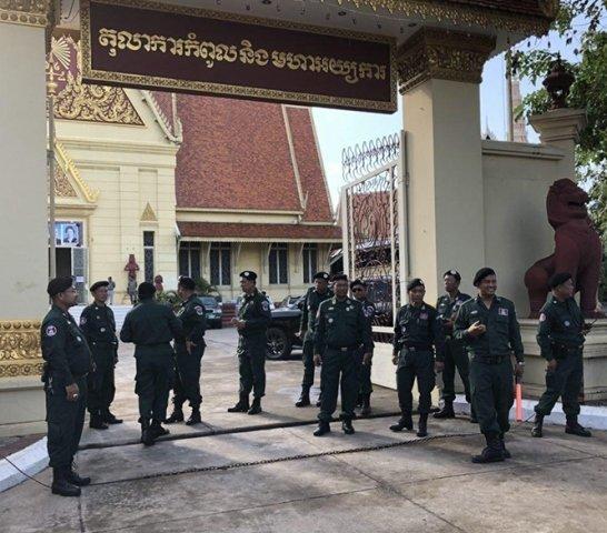 Dang CNRP doi lap o Campuchia bi giai the hinh anh 1