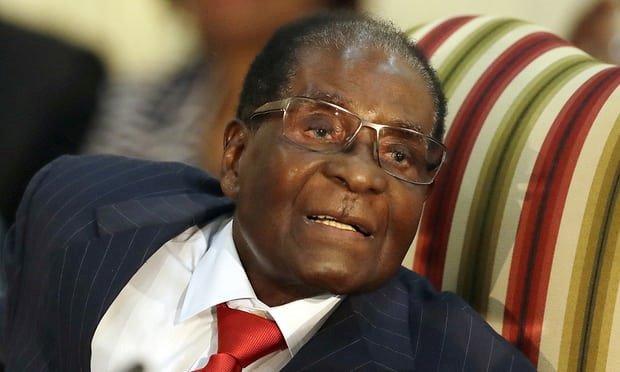 Dang cam quyen Zimbabwe sap khoi dong qua trinh phe truat ong Mugabe hinh anh 1