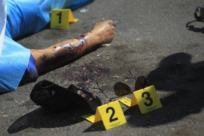 Mexico: 2.371 vu giet nguoi trong thang 10, cao nhat trong 20 nam hinh anh 1