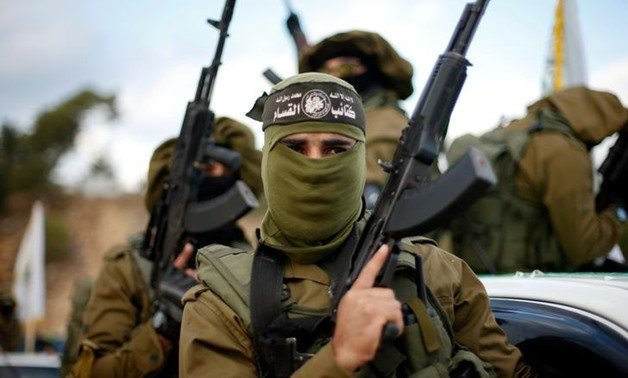 Hamas keu goi nguoi Palestine noi day sau quyet dinh cua ong Trump hinh anh 1
