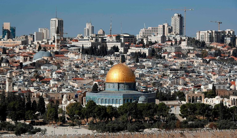 Viet Nam quan ngai lap truong moi lien quan Jerusalem cua Tong thong Trump hinh anh 1