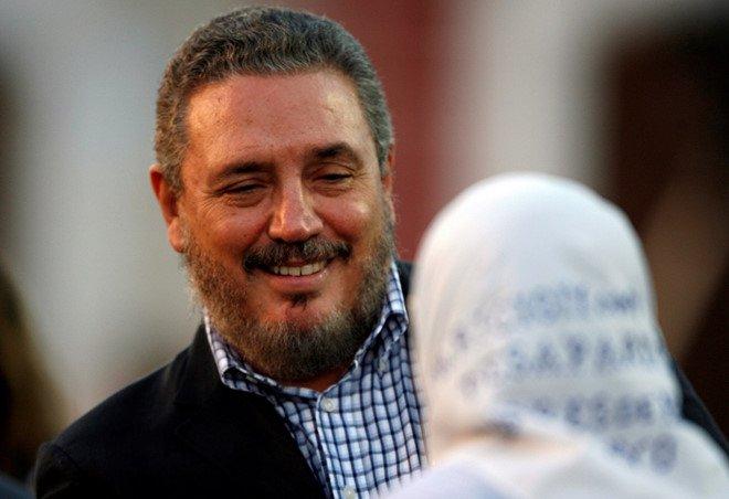 Bao Cuba: Con trai ca cua Fidel Castro tu sat hinh anh 1