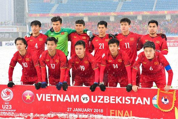 Tien thuong cho U23 Viet Nam ve 'nho giot' hinh anh 1