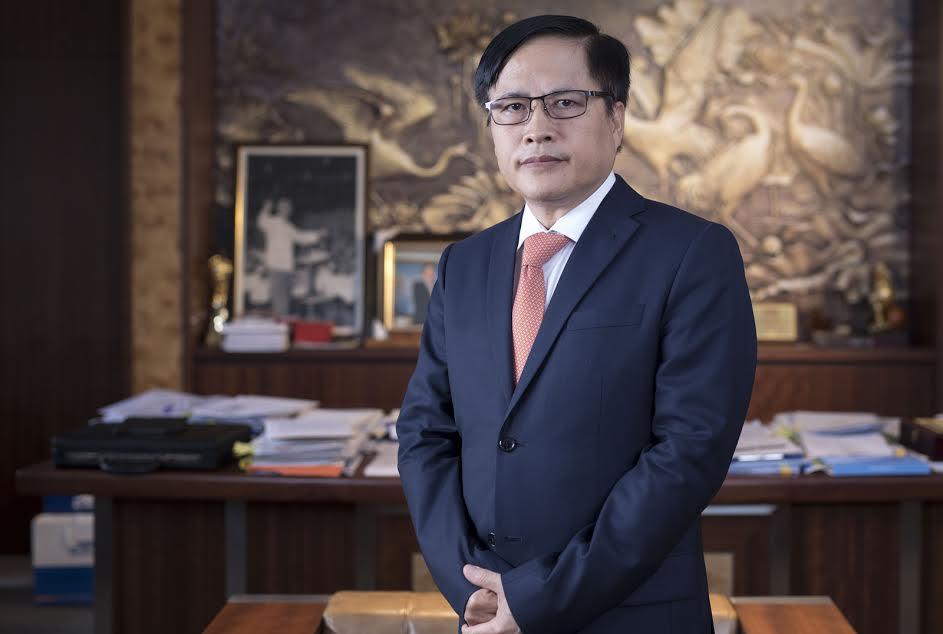 Chu tich Tap doan GFS: 'Lam tat ca vi mot Viet Nam hanh phuc' hinh anh 1