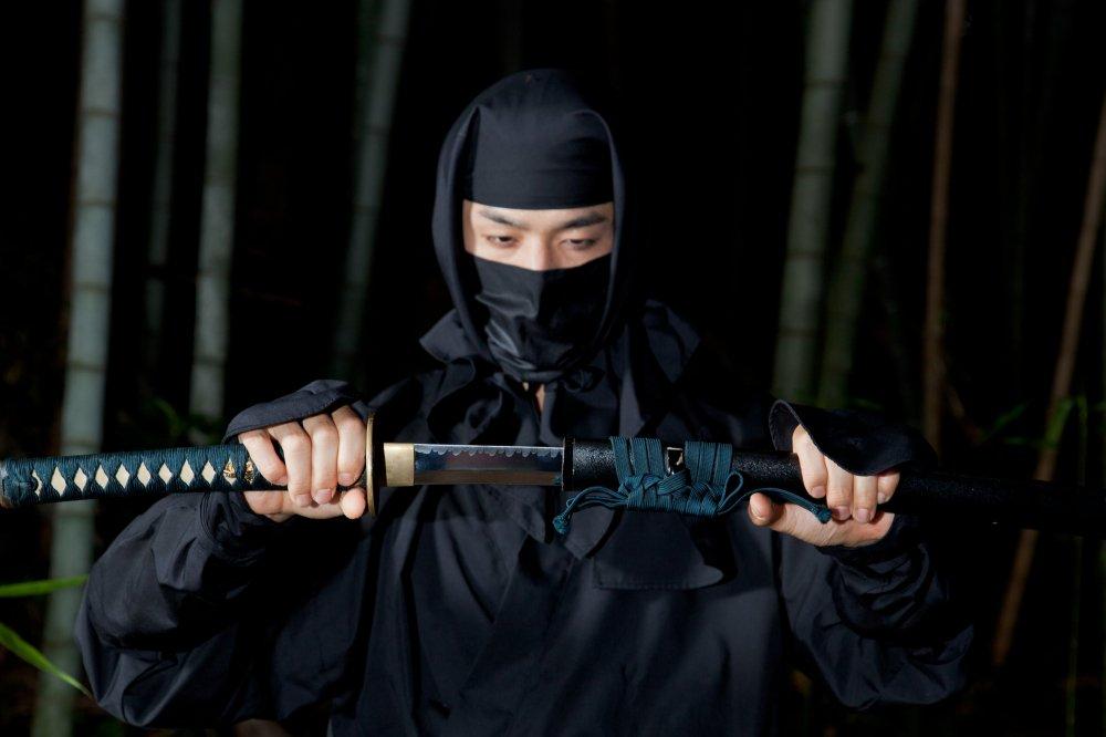 Ninja se xuat hien truoc Quoc hoi Nhat Ban hinh anh 1