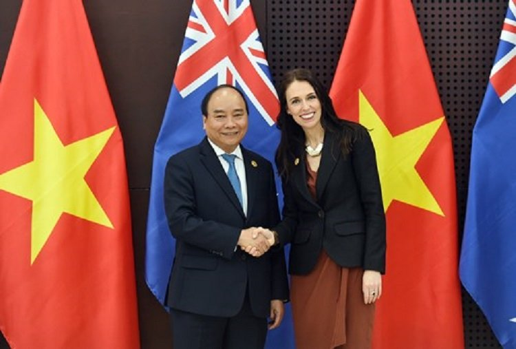 Thu tuong len duong tham chinh thuc New Zealand va Australia hinh anh 1