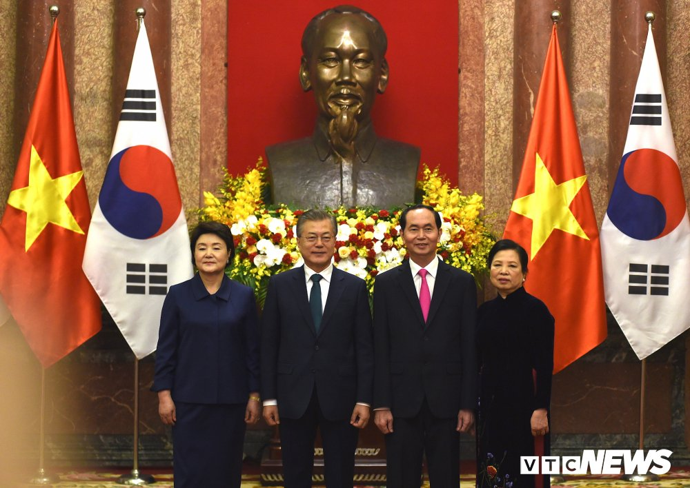 Anh: Le don Tong thong Han Quoc Moon Jae-in hinh anh 9