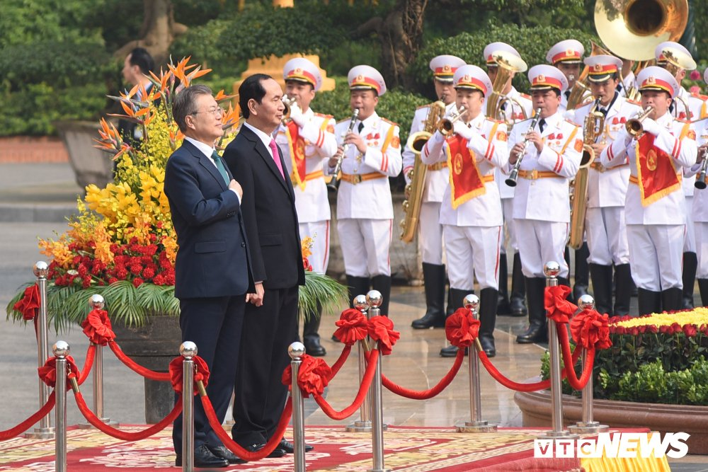 Anh: Le don Tong thong Han Quoc Moon Jae-in hinh anh 2