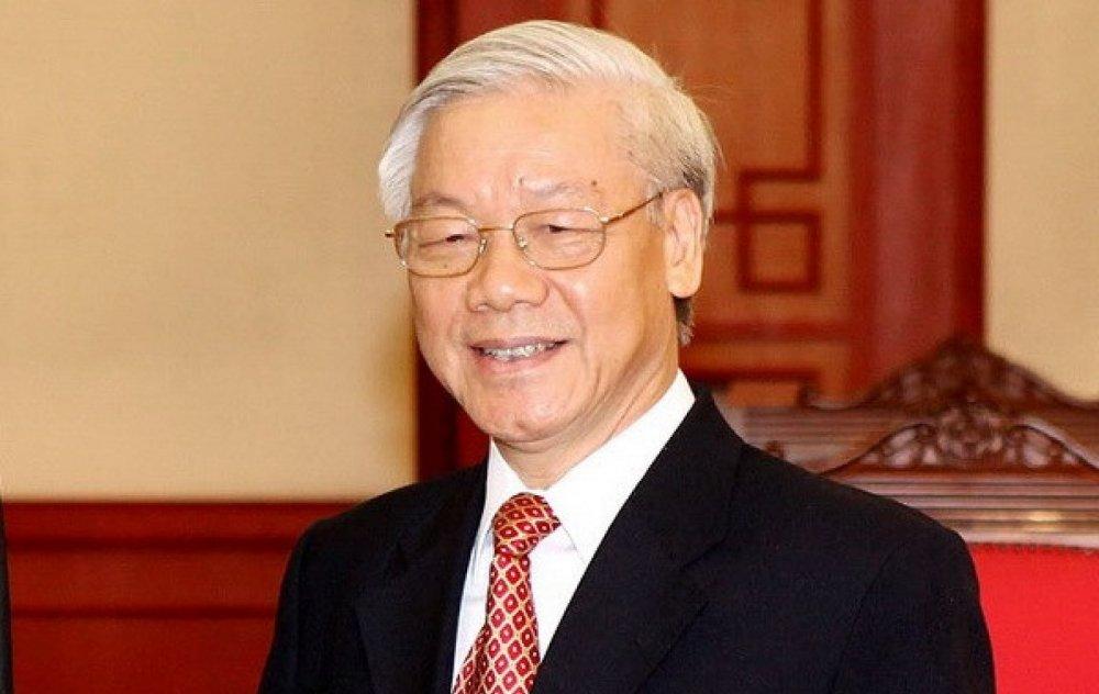 Tong Bi thu Nguyen Phu Trong len duong tham cap Nha nuoc Cong hoa Cuba hinh anh 1