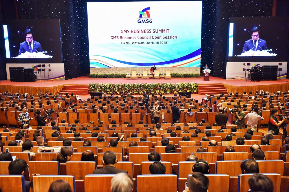 Dien dan Thuong dinh Kinh doanh GMS: Day manh ket noi doanh nghiep hinh anh 1