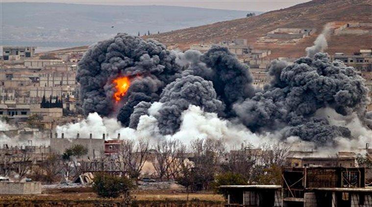 Tong thong My ra lenh khong kich Syria hinh anh 1
