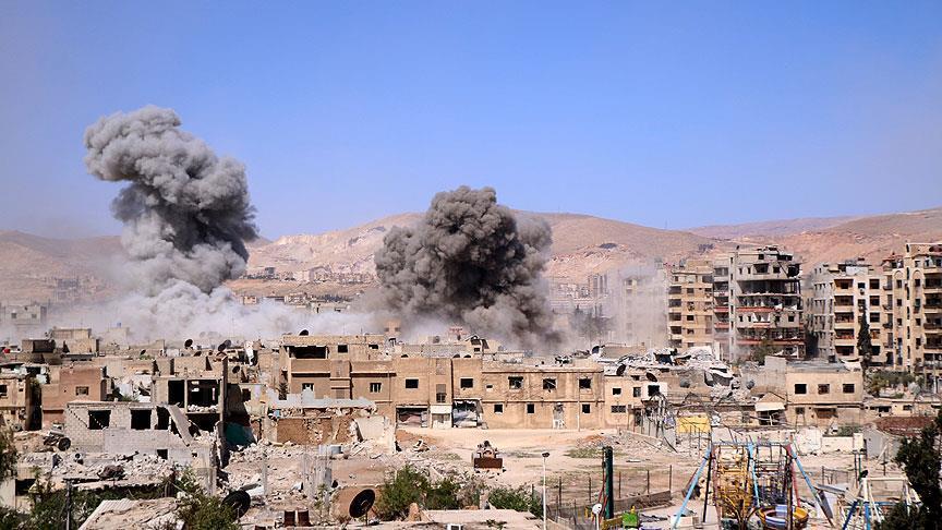 Anh bac cao buoc co lien quan den vu tan cong hoa hoc tai Syria hinh anh 1