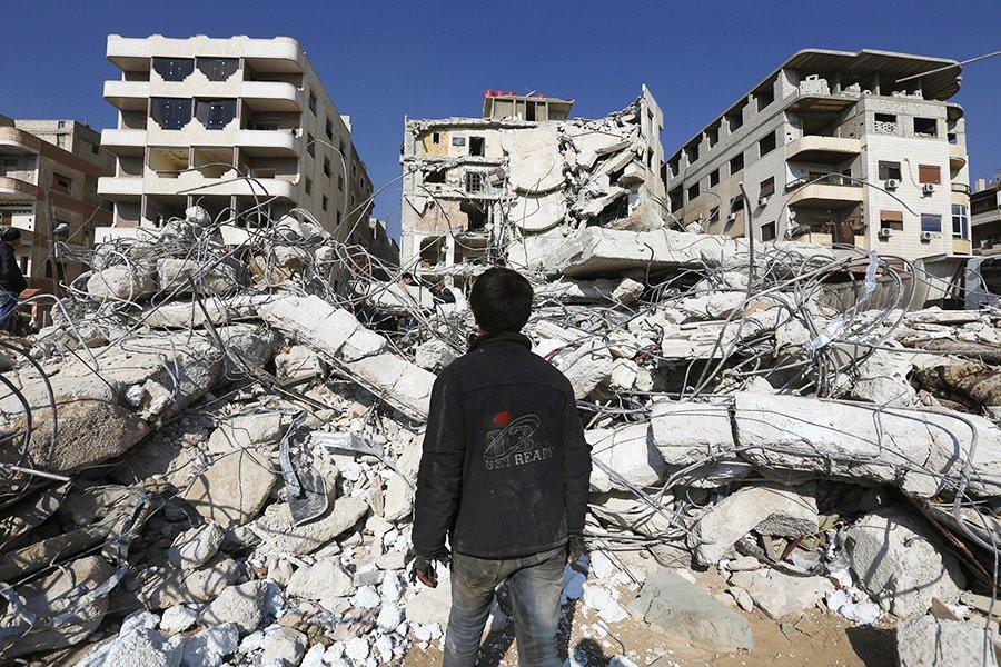 Syria can bao nhieu thoi gian va tien bac de tai thiet sau chien tranh? hinh anh 1