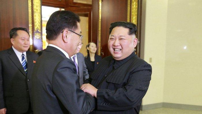 Trieu Tien bi cam van, ong Kim Jong-un phai ngoai giao khon kheo hinh anh 1