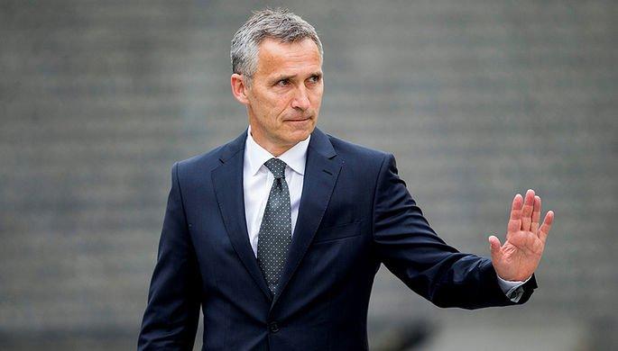 Tong thu ky NATO: Nga can ton trong luat phap quoc te hinh anh 1
