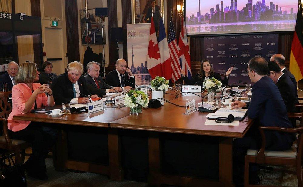 Neu Nga co them hanh dong nay, G7 se tang cuong cac bien phap trung phat hinh anh 1