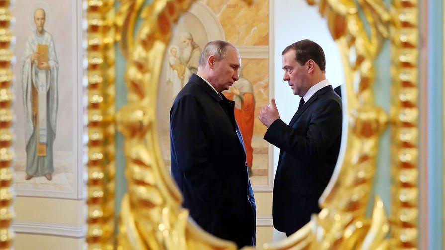 Ong Medvedev tai dac cu Thu tuong Nga hinh anh 1