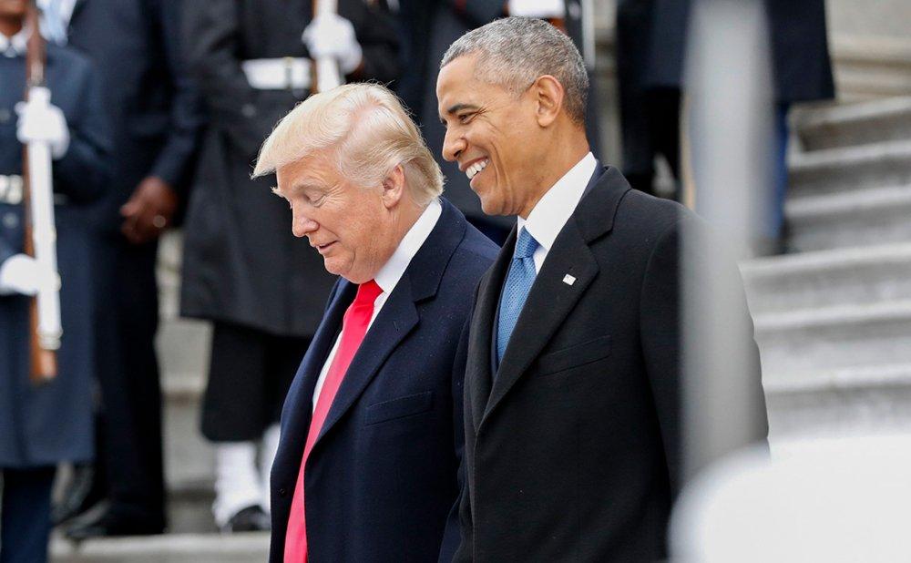 Duoc dat cau hoi ve Crum ong Trump yeu cau phong vien nen den hoi ong Obama hinh anh 1