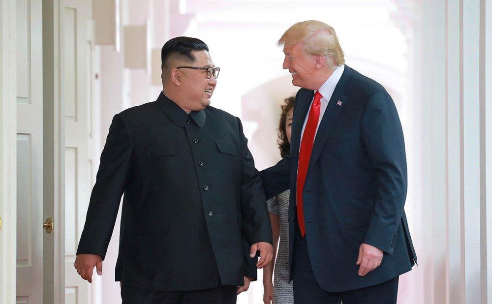 Bao My nghi ngo ong Kim Jong-un dang danh lua Tong thong Trump hinh anh 1