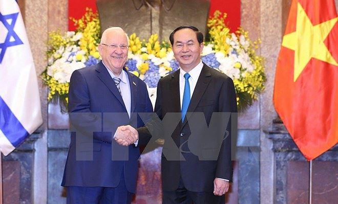 Israel - doi tac tiem nang va quan trong cua Viet Nam o khu vuc Trung Dong hinh anh 2