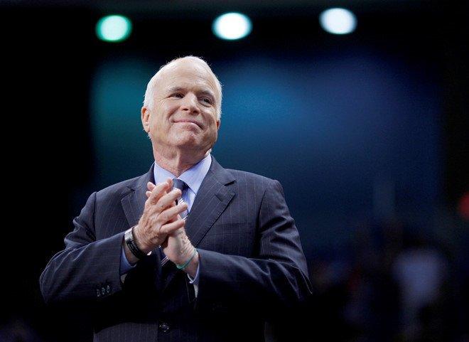 Thuong nghi si John McCain qua doi o tuoi 81 hinh anh 1