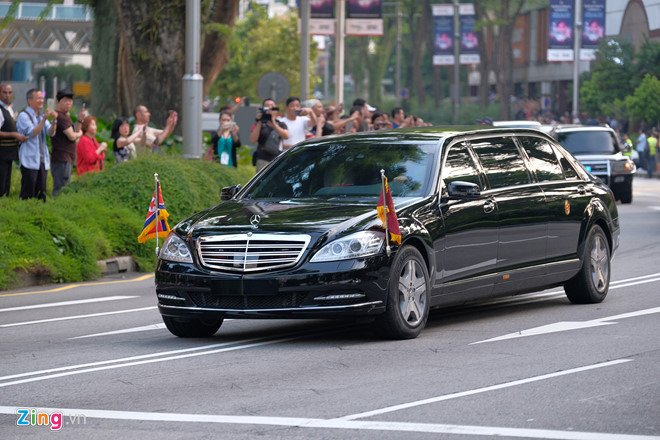 Ong Kim Jong-un sam sieu xe moi, bat chap lenh trung phat cua Lien Hop Quoc? hinh anh 1