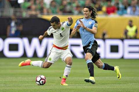 Mexico ha Uruguay: 2 the do, 6 the vang, hay nhat Copa America 2016 hinh anh 1