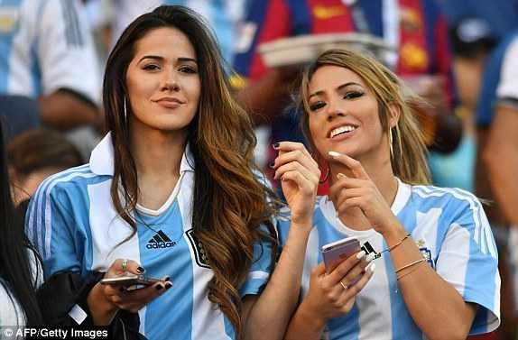 Messi vang mat, Argentina van du suc tra han Chile hinh anh 2