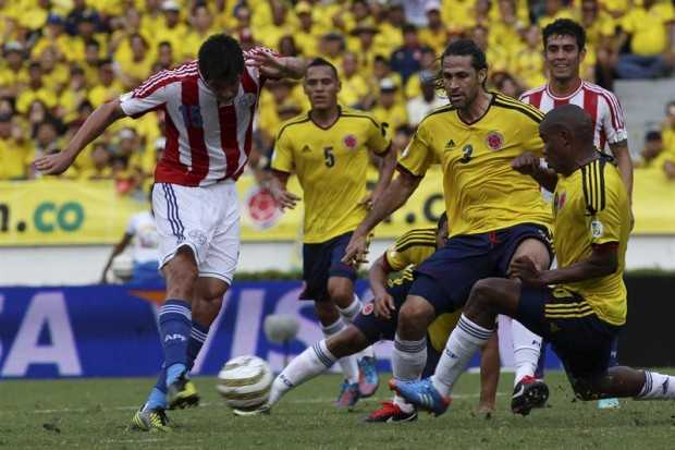 Truc tiep Copa America 2016: Paraguay vs Colombia hinh anh 1